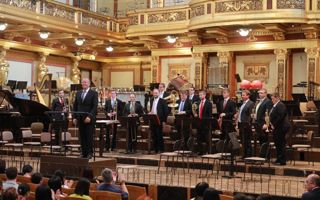 Musikschule der Stadt Hainburg: Gastspiel im Musikvereinssaal Wien